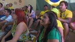 Confira como os roraimenses acompanharam a estreia da seleção brasileira na Copa