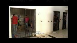 Delegacias da região apresentam superlotação nas celas