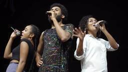 Ícaro and The Black Stars: confira ensaio da peça
