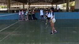 Alunos de Uberaba acertam preparação para Olimpíada Interescolar Municipal