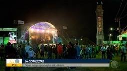 Fejupi 2018 é aberta com show da banda Raça Negra