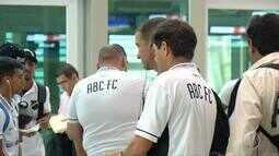 ABC enfrenta Juazeirense neste sábado (23) no interior da Bahia