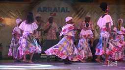 Festas juninas encantam pelos arraiais da capital