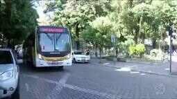 Ônibus de Campos, RJ, flagrados em Paraíba do Sul ainda não foram devolvidos