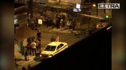Moradores de Botafogo denunciam desordem urbana em ruas do bairro durante a madrugada