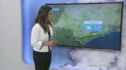 Veja como fica o tempo nas cidades da região nos próximos dias