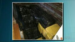 Polícia Civil apreende mais de 800 quilos de maconha