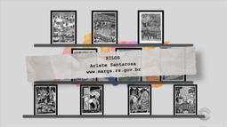 Arte: confira obras da exposição 'Xilos', de Arlete Santarosa