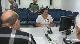 Mulher e irmã de ex-secretário prestam depoimento na CEI da Área Azul Digital