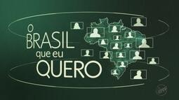 TV Globo quer saber: 'Que Brasil você quer para o futuro?'