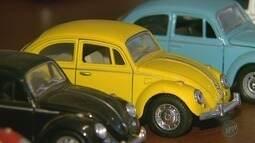 Miniaturas são paixões de colecionadores em Ribeirão Preto, SP