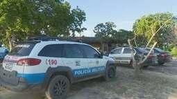 Corpo é encontrado enterrado dentro de uma chácara, em Boa Vista