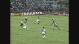Com golaço de Ricardinho, Cruzeiro goleia América-MG pelo Brasileiro de 1998