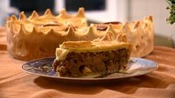 Torta holandesa ganha adaptação paranaense