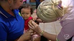 Municípios do Oeste do Pará têm 12 casos suspeitos de sarampo