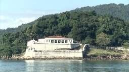 Fortaleza da Barra Grande, em Guarujá, pode se tornar Patrimônio da Humanidade