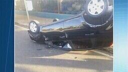 Levantamento do Samu mostra alto índice de acidentes em Uberaba