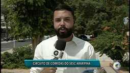 Sesc de Araripina abre inscrições para circuito de corridas