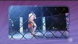 Luís Felipe Buda vence mais uma e mantém caminhada até o UFC