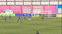 Paraná Clube arranca empate no último lance mas segue na lanterna