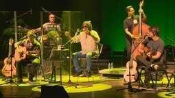 Milton Nascimento 'estreia' com show no Teatro Amazonas mais de 35 anos após 'Fitzcarraldo