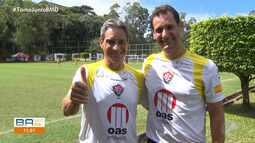 Carpegiani é confirmado como novo treinador do Vitória