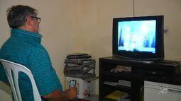 Morador espera fim do sinal analógico no cariri