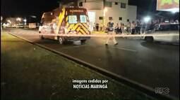 Maringá registra a 30ª morte no trânsito