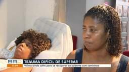 Acidente no Trobogy: vítimas ainda sofrem com ferimentos e falta de assistência