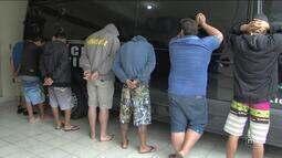 Operação contra organização criminosa cumpre 26 mandados de prisão
