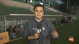 Chapecoense busca vaga inédita na semifinal da Copa do Brasil diante do Corinthians