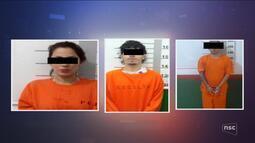 Polícia prende quadrilha que cooptava mulheres para entrar com droga em presídio