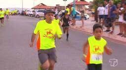 Corrida 'Pais e Filhos' incentiva estilo de vida saudável e relação familiar em Santarém