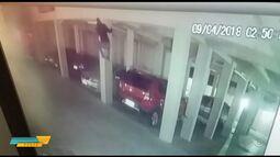 """Polícia prende """"Homem Aranha do crime"""""""