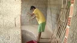 Agricultor constrói cacimba em casa e compartilha água com vizinhos