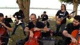 Grupo Violoncelistas da Amazônia falam da trajetória e novos projetos no EDP