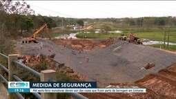 Famílias terão que deixar casas para nova ampliação de canal em Linhares, ES