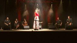 Dança e arte flamenca em Curitiba neste fim de semana