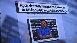 Atlético-GO ainda tenta enteder motivo do tropeço diante do Juventude