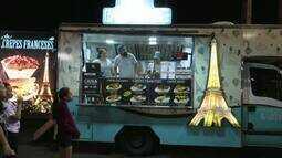 Festival 'Food Truck' oferece diversas opções gastronômicas na capital