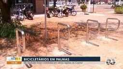 Veja como vai funcionar o primeiro bicicletário de Palmas