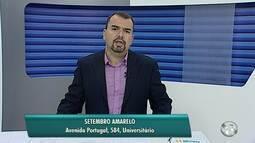 Faculdade de Caruaru realiza programação voltado para setembro amarelo