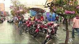 Mototaxistas reclamam de trabalhoderes que exercem a profissão de forma irregular