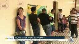 TRE- AC esclarece dúvidas dos eleitores sobre o voto