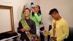 Niara Meireles entrevista Victor Miagui, vencedor do Miss Brasil Gay 2018