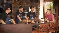 Chef JPB na Brasa : conheça os três finalistas