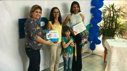Vencedores do Televisando de Umuarama recebem premiação