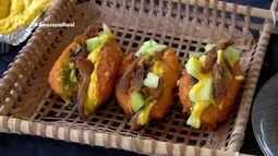Parte 3: Saiba como usar a carne do acari-bodó no acarajé