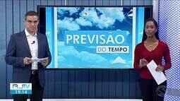 Meteorologia prevê chance de chuva a qualquer hora nesta quinta-feira no Sul do Rio