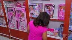 Dia das Crianças movimenta comércio em Natal; expectativa é de crescimento nas vendas